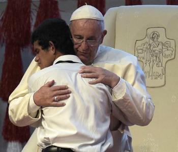 Il discorso ai giovani che il Papa non ha pronunciato