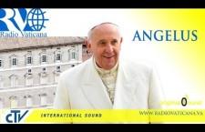 Angelus con Papa Francesco. Domenica 26 Luglio 2015 dalle ore 12:00 REPLAY WEB-TV