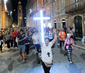 Pellegrinaggio giovani da Teramo a Santuario di San Gabriele