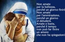 Ho sentito il battito del Tuo cuore (la 'preghiera per la vita' di Madre Teresa di Calcutta)