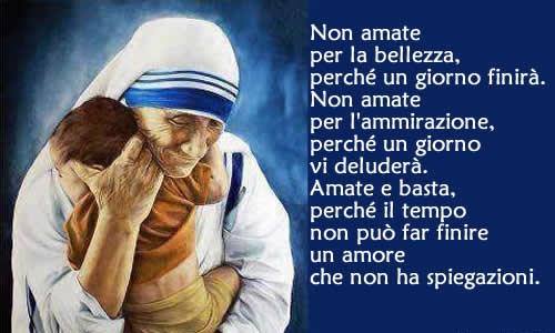 Poesie Preghiere Di Madre Teresa Di Calcutta Ardusat Org