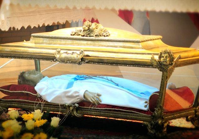 Santa Maria Goretti in USA, nel braccio della morte