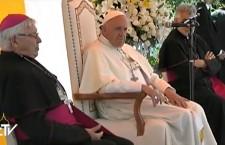 Papa Francesco visita gli ultimi fra gli ultimi, gli scartati del carcere di Palmasola