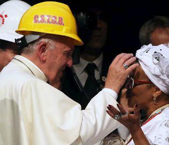 Papa Francesco: ascoltare grido vittime dello sfruttamento minerario