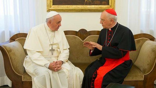 Card. Filoni: la preoccupazione del Papa per l'eroica Chiesa irachena