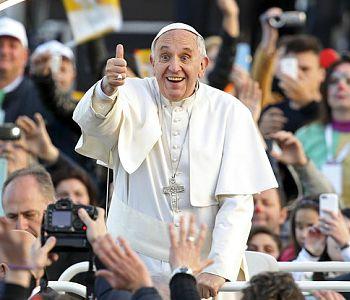 Papa Francesco: Svegliate il mondo!