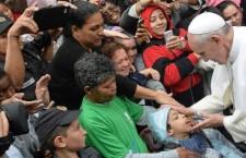 Papa Francesco: cambiamo mentalità, nostre azioni incidono su chi ha fame
