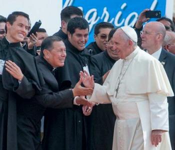 Papa Francesco: La compassione non è zapping, non è silenziare il dolore