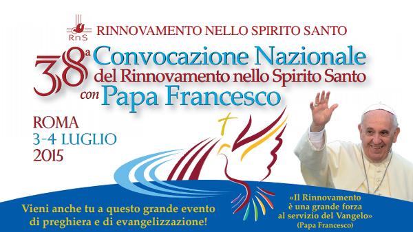 Papa Francesco incontra il Rinnovamento. Martinez: dare voce a cristiani perseguitati
