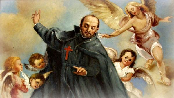 I Santi di oggi – 14 luglio San Camillo de Lellis Sacerdote
