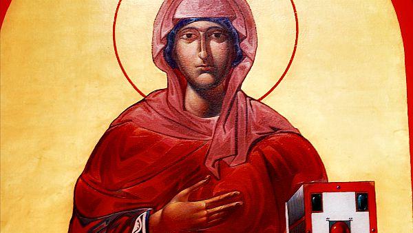 I Santi di oggi – 19 luglio Santa Macrina la Giovane Monaca