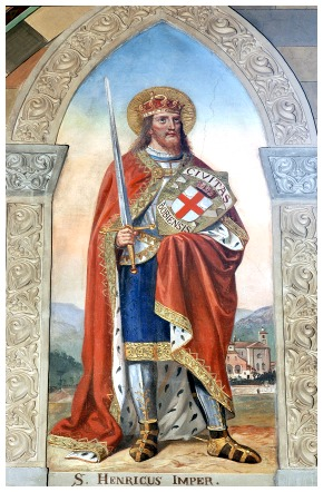 I Santi di oggi – 13 luglio Sant'Enrico II Imperatore