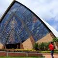 Il Papa nel Santuario della Divina Misericordia di Guayaquil