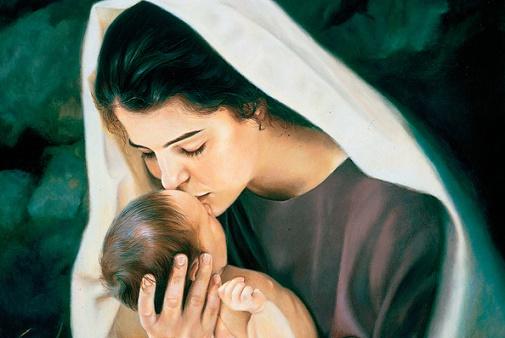 Ogni Giorno Una Lode a Maria, 19 Luglio 2021. Donna della Tenerezza, prega per noi