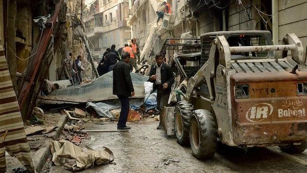 Siria, Aleppo: Nella palude della guerra, ogni giorno assisto a tanti miracoli