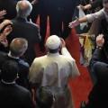 Papa Francesco: No al feticismo del denaro e alla dittatura di un'economia senza volto