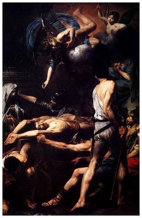 I Santi di oggi – 2 luglio Santi Processo e Martiniano Martiri