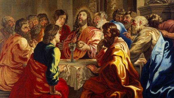 A Expo l'Ultima Cena ispirata a Rubens. Gesù, gli apostoli e lo sguardo di Giuda