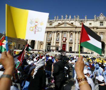 Santa Sede: le bandiere di Palestina e Vaticano possono sventolare all'Onu