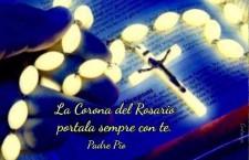 Padre Pio ti invita a recitare il Rosario e ti dice: Satana non riuscirà mai a distruggere questa preghiera!