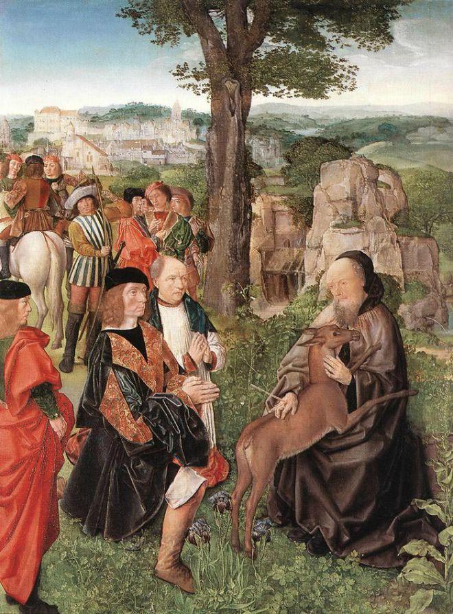 I santi di oggi – 1 settembre – Sant'Egidio