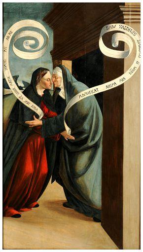 #Vangelo (15 agosto): Grandi cose ha fatto per me l'Onnipotente: ha innalzato gli umili.