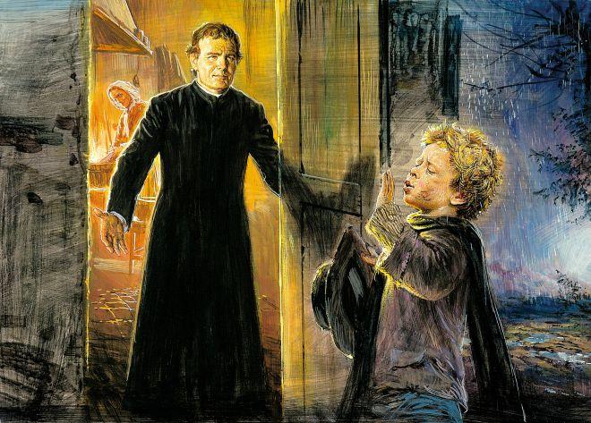 Dal culto a Dio, l'autentico amore per i poveri. L'esempio di don Bosco e di sua madre