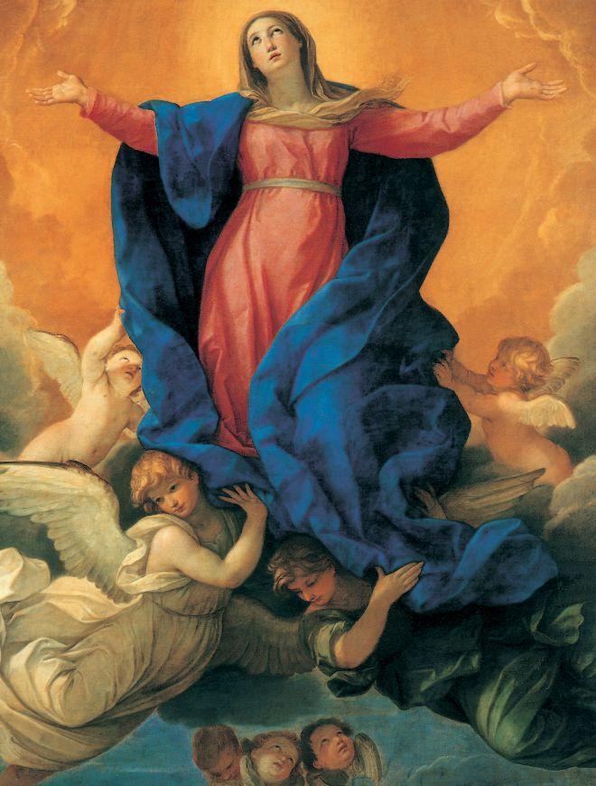 15 agosto: Assunzione della Beata Vergine Maria