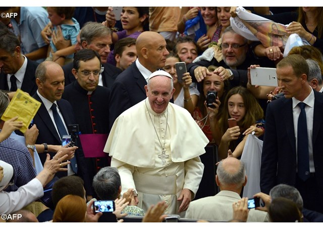 Papa Francesco nomina il prof. Soccorsi suo medico personale