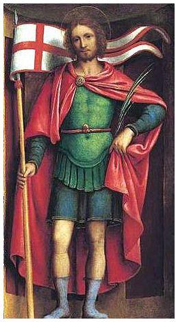 I santi di oggi – 26 agosto – Sant' Alessandro di Bergamo Martire