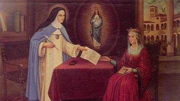 I santi di oggi - 17 agosto - Santa Beatrice de Silva Meneses Fondatrice