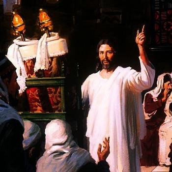 #Vangelo (1 settembre): Io so chi tu sei: il santo di Dio!