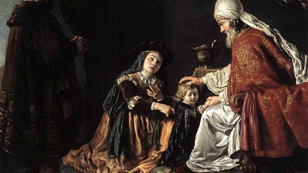 I santi di oggi – 20 agosto – San Samuele Giudice e profeta d'Israele