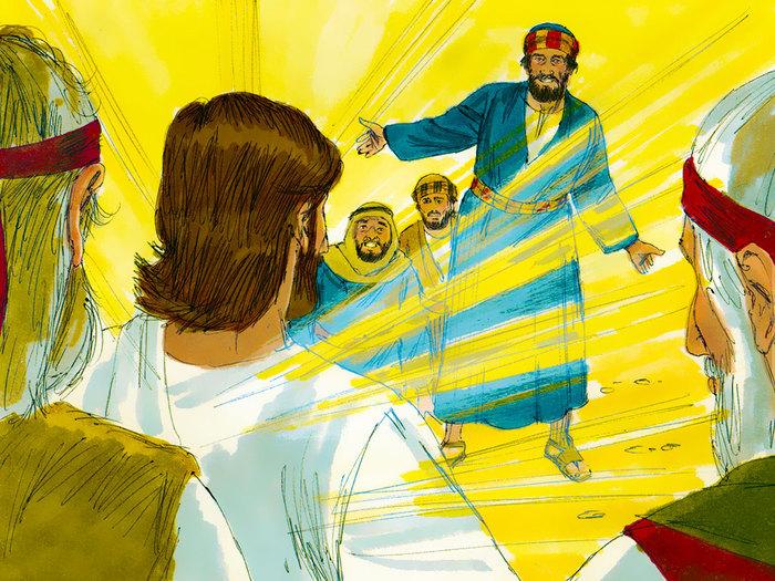 La-transfiguracion-de-Jesus