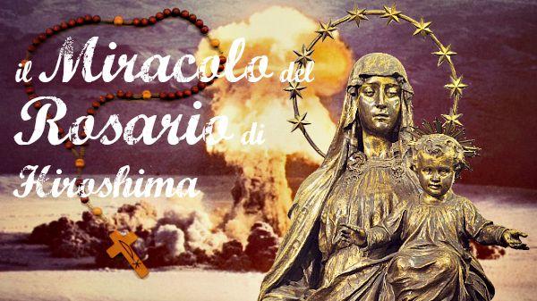 Il miracolo del Rosario di Hiroshima: I gesuiti sopravvissuti alla bomba atomica