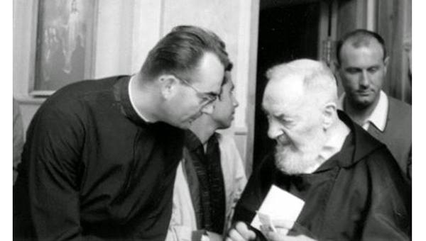 Padre Pio - Padre Jean Derobert