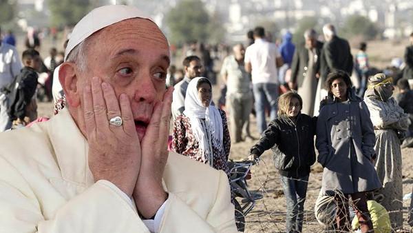 La Siria è nel cuore di Papa Francesco: urgente ricostruire convivenza