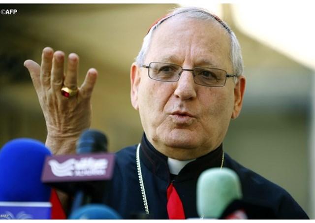 patriarca caldeo Louis Raphael I Sako
