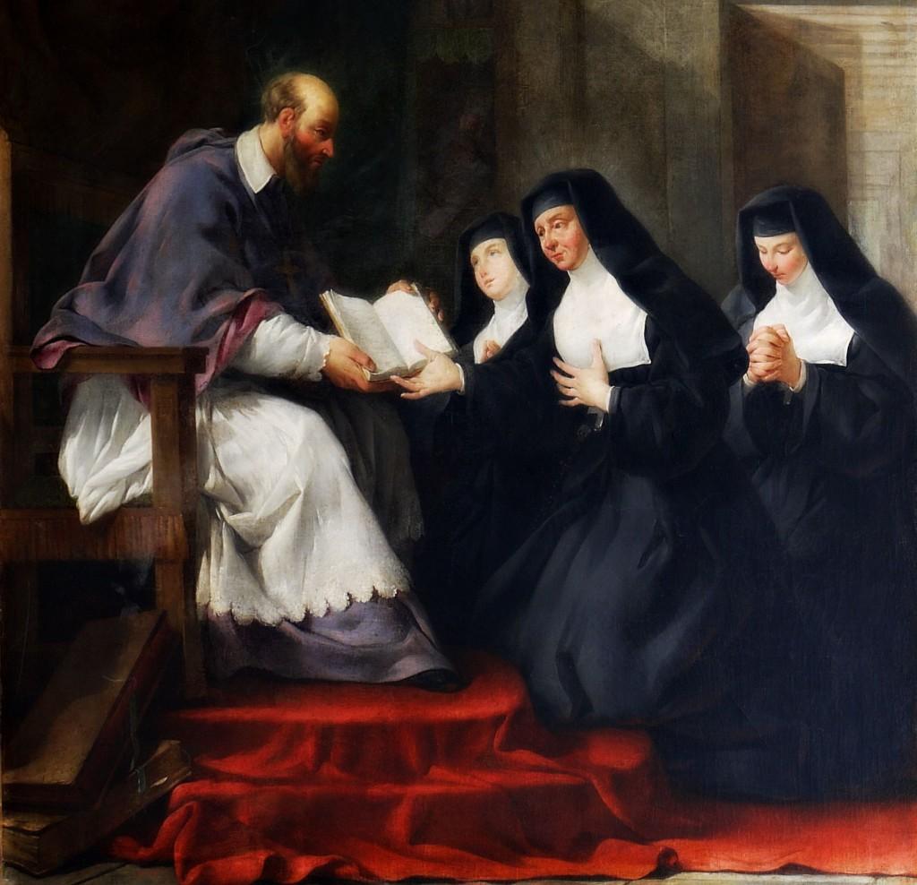 I Santi di oggi – 12 agosto Santa Giovanna Francesca de Chantal Religiosa
