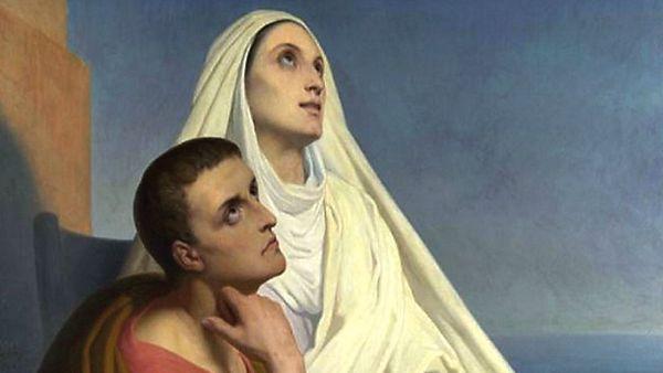 I santi di oggi - 27 agosto - Santa Monica - Madre di Sant'Agostino
