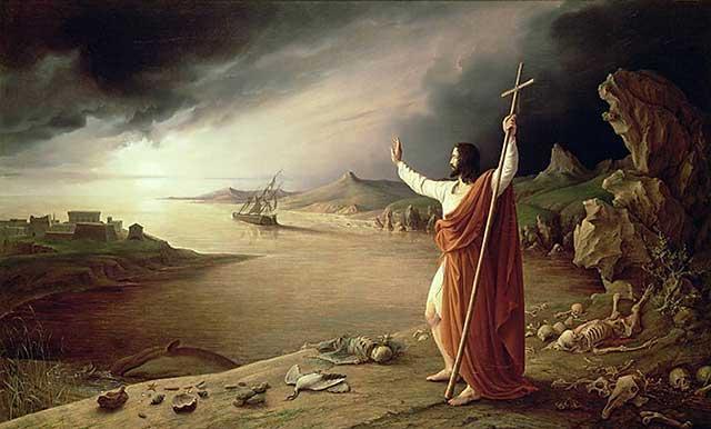 #Vangelo (27 agosto): Vegliate, perché non sapete in quale giorno il Signore vostro verrà.