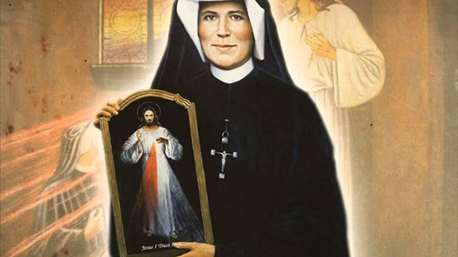 Suor Faustina - Divina Misericordia
