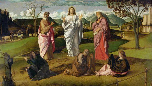 La Trasfigurazione. Un brano emblematico. Forse uno degli episodi più belli raccontati nei Vangeli. In questa meraviglia di sintesi, poche righe, è condensata la nostra essenza di cristiani.