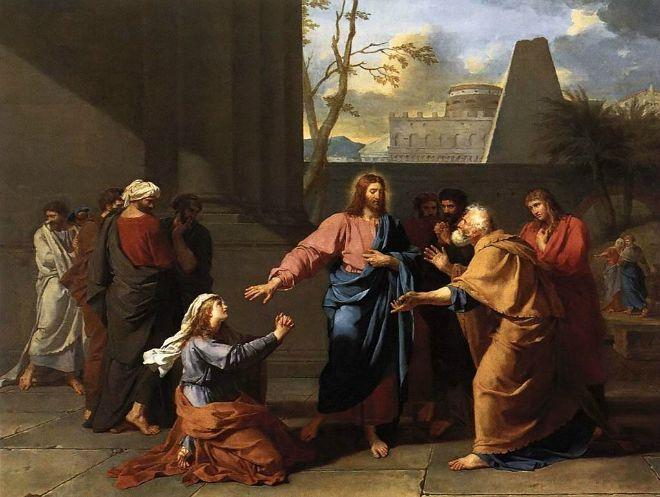 #Vangelo: Pietà di me, Signore, figlio di Davide!