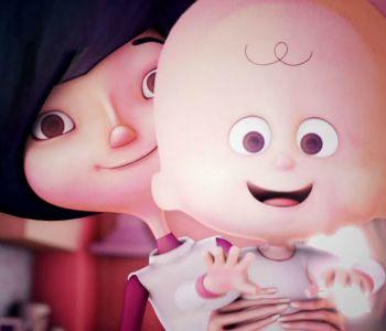 Uno splendido cortometraggio animato sulla scelta di essere madre