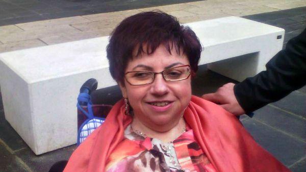 Filippa (Fily) Virgone, dal 1984 in carrozzella, scrive bellissime preghiere