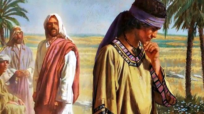 #Vangelo (17 agosto): Se vuoi essere perfetto, vendi quello che possiedi e avrai un tesoro nel cielo.