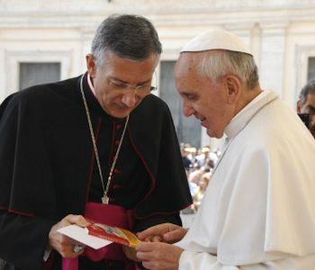 Mons. Moraglia: Il Papa sul gender, riferimento per tutti