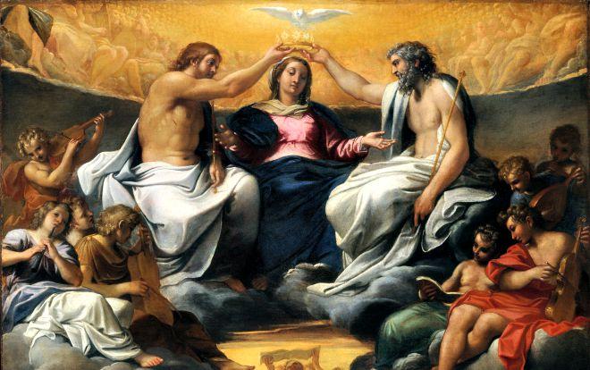Preghiera a Maria Regina (di Sant'Alfonso Maria de Liguori)