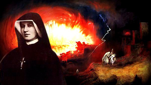 Santa Faustina: sono 11 i peccati mortali. Io che ho visto l'inferno vi dico state lontani da loro